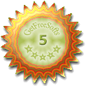 GetFreeSofts.com 5 Star Awarded